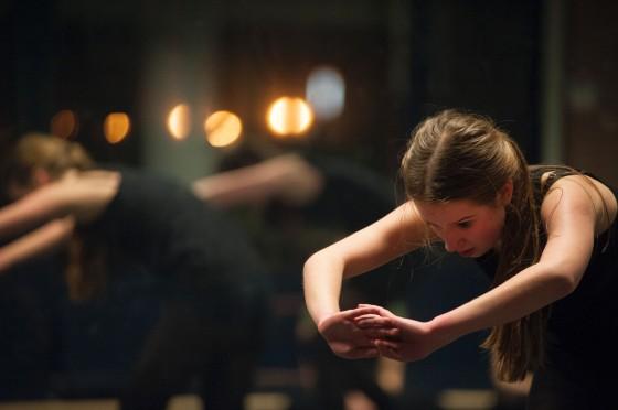 Moderne dans jeugd bij het NDC, 2014. Foto: Ray Hartman